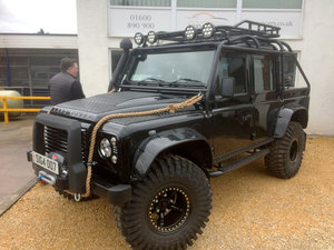 2007 Land Rover Defender 110 2.4 TDCi XS Double Cab Pickup
