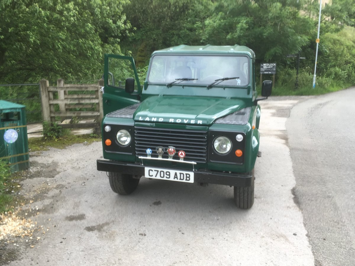 1986 Landrover 90 For Sale (picture 1 of 6)
