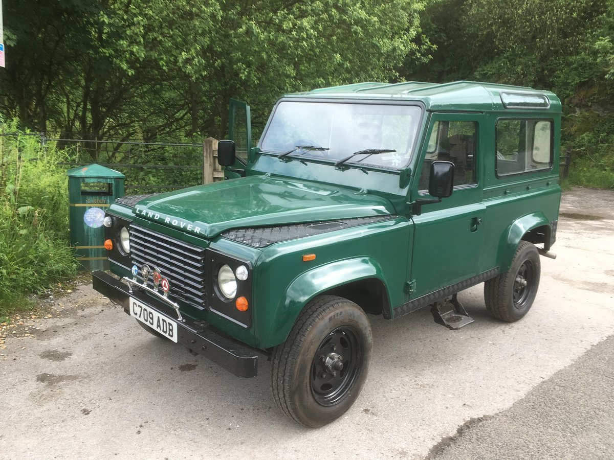 1986 Landrover 90 For Sale (picture 2 of 6)