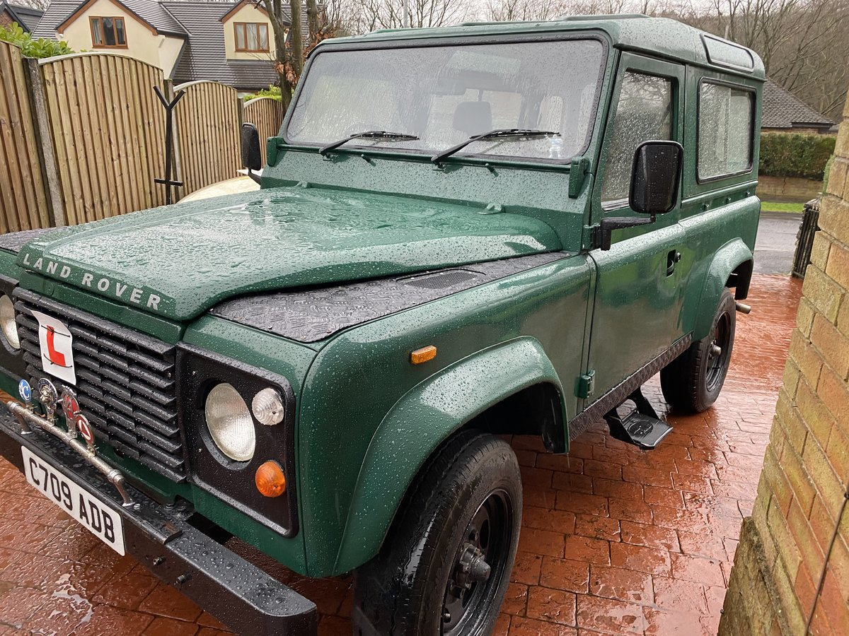 1986 Landrover 90 For Sale (picture 3 of 6)