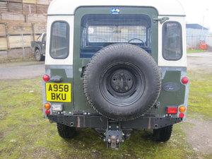 1984 Landrover Defender 110 V8