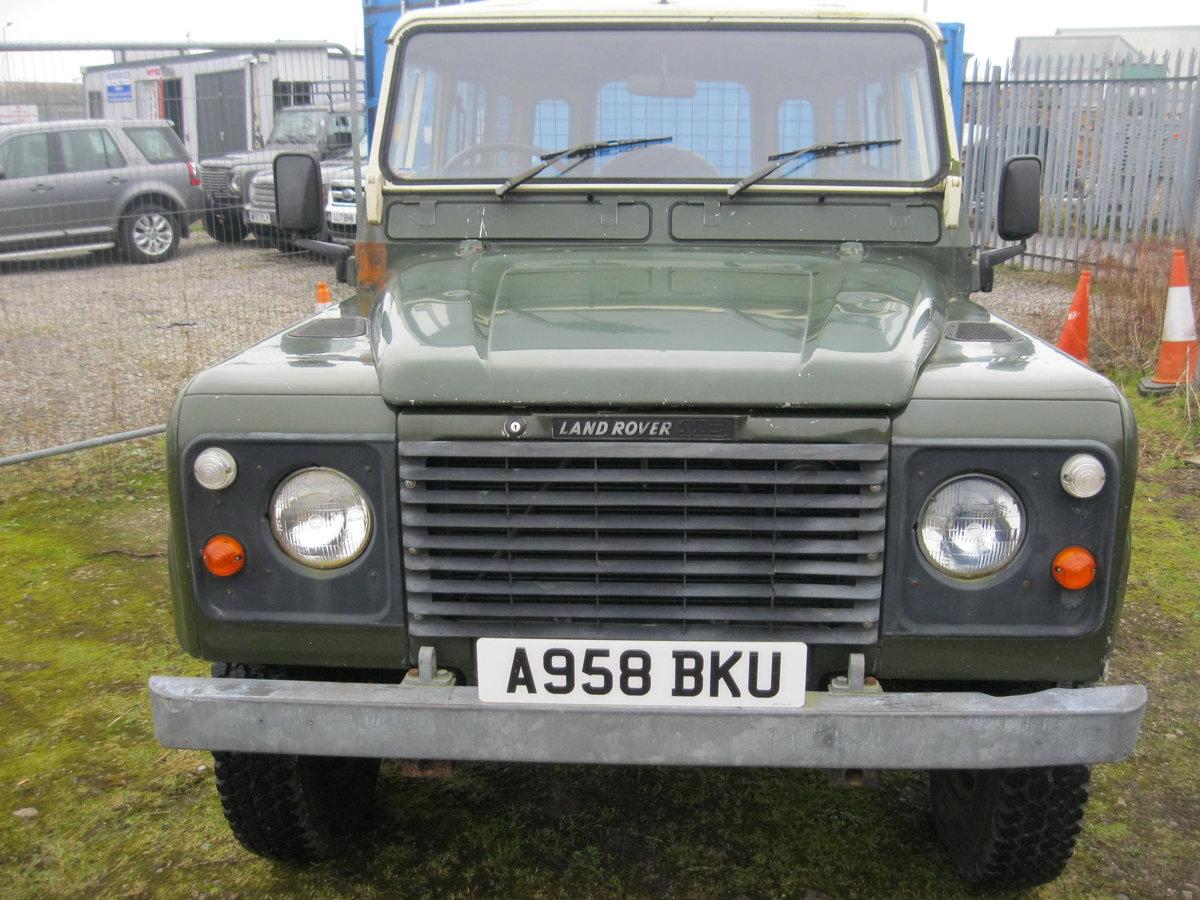 1984 Landrover Defender 110 V8  For Sale (picture 2 of 6)