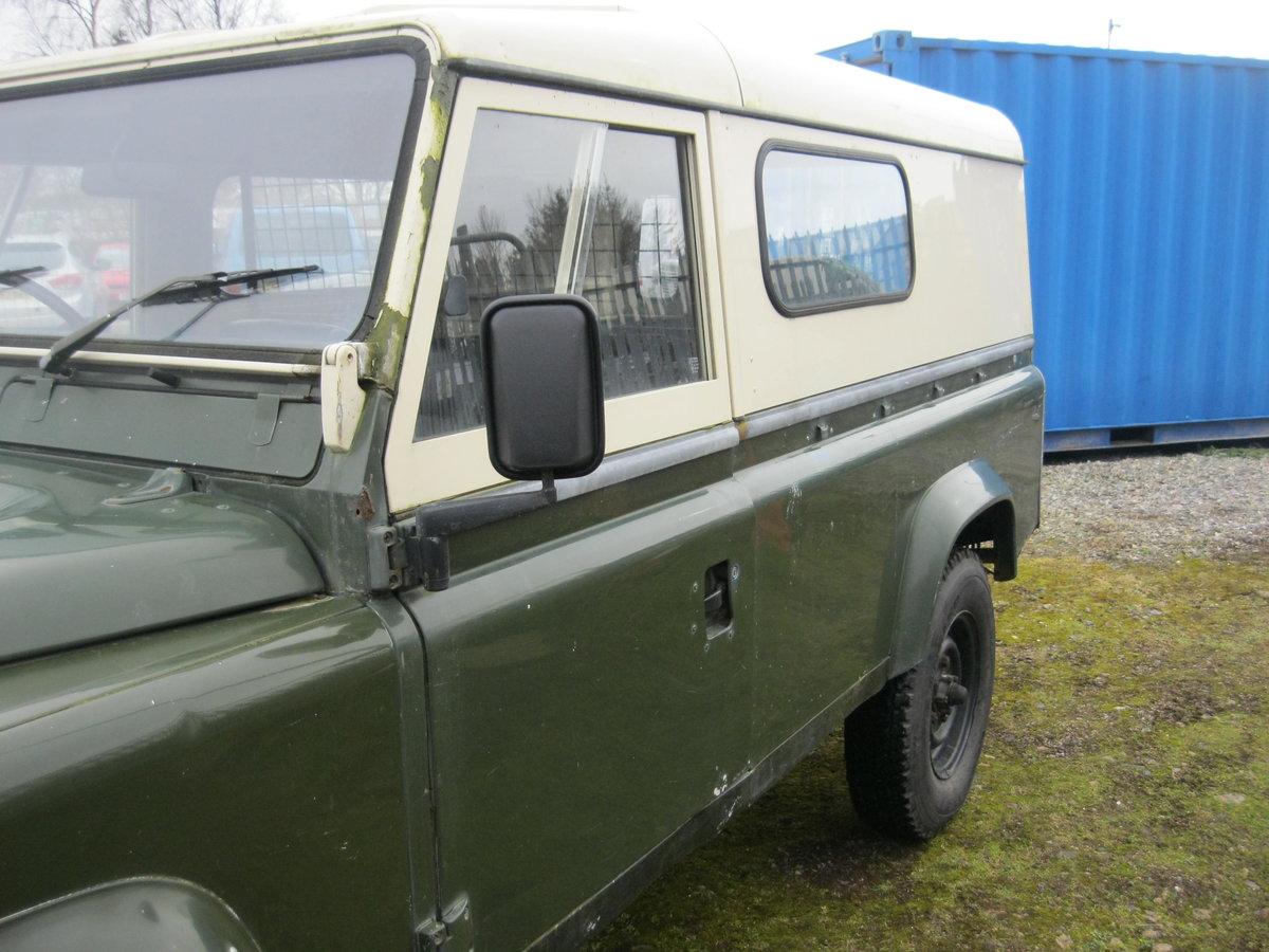 1984 Landrover Defender 110 V8  For Sale (picture 3 of 6)