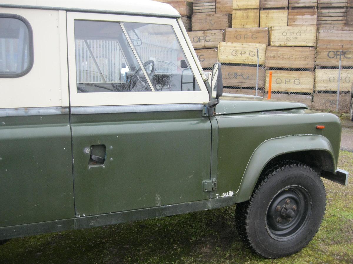 1984 Landrover Defender 110 V8  For Sale (picture 4 of 6)