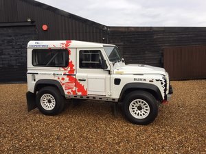 Land Rover Defender 90 Challenge by Bowler