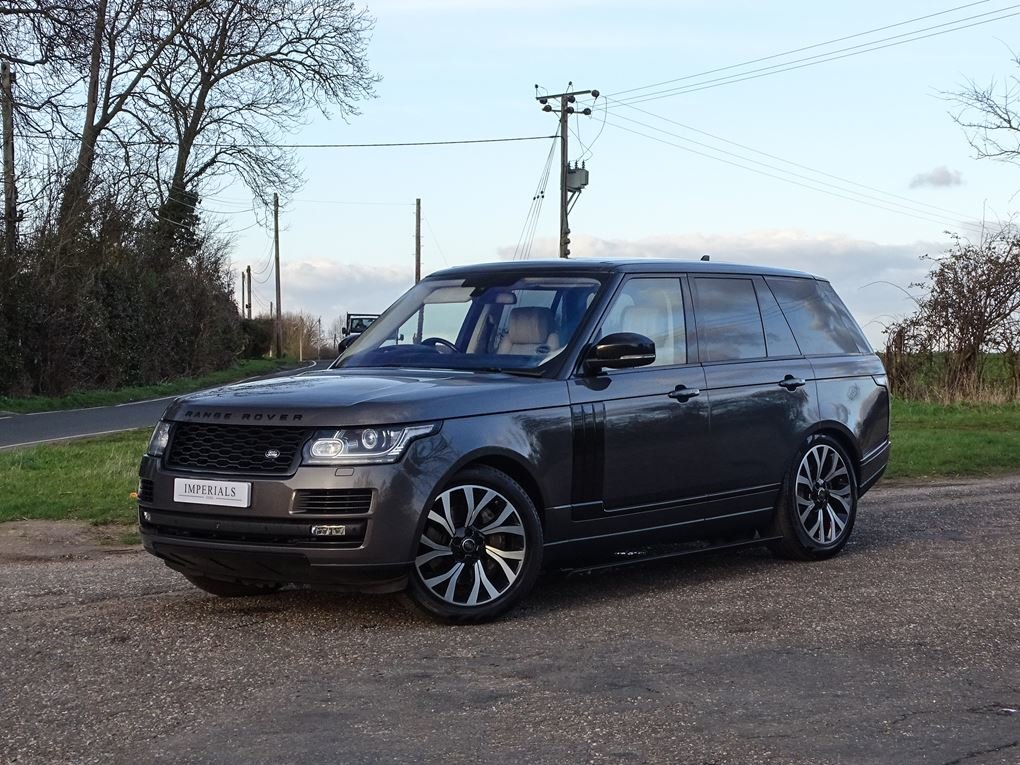 2015 Land Rover  RANGE ROVER  4.4 SDV8 AUTOBIOGRAPHY AUTO  34,948 For Sale (picture 1 of 24)