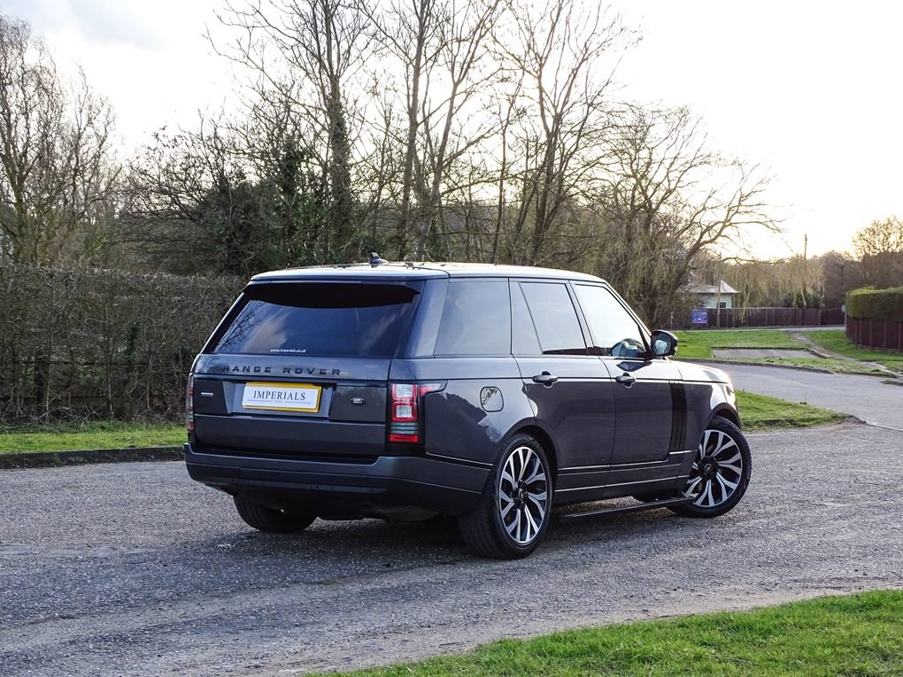 2015 Land Rover  RANGE ROVER  4.4 SDV8 AUTOBIOGRAPHY AUTO  34,948 For Sale (picture 4 of 24)