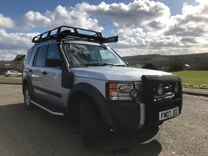 Landrover discovery 3 seven seat auto