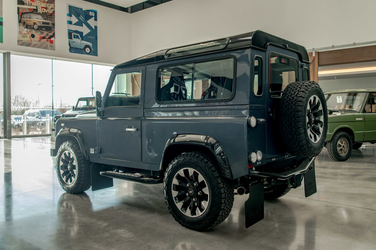 2013 Land Rover Defender 90 Works V8 70th Edition For Sale (picture 2 of 6)