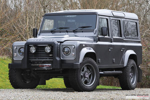 2016 Land Rover Defender 110 XS TD manual with 'Twisted' alloys