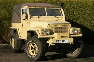 1966 Land Rover Hybrid 200 TDI - Galvanised Chassis SOLD