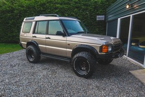 Land Rover Discovery Classic