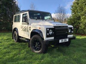 2008 Land Rover Defender 90 £12,000 - £15,000