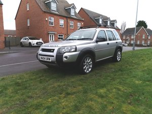 2004 Freelander Excellent looking vehicle well maintain