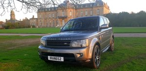 Picture of 2010  LHD RANGE ROVER SPORT 3.0 SDV6 SE, LEFT HAND DRIVE