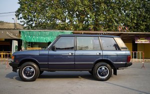 Range Rover Classic 4.2 LSE Collector quality