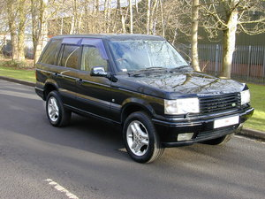 2000 RANGE ROVER P38 4.0 SE - RHD - LOW MILES - JUST 49K EX JAPAN For Sale