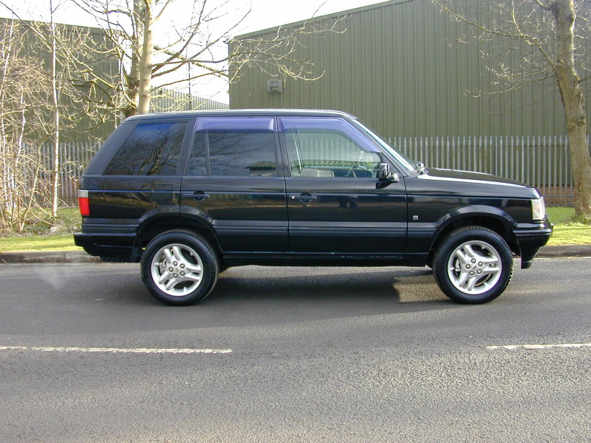 2000 RANGE ROVER P38 4.0 SE - RHD - LOW MILES - JUST 49K EX JAPAN For Sale (picture 2 of 6)
