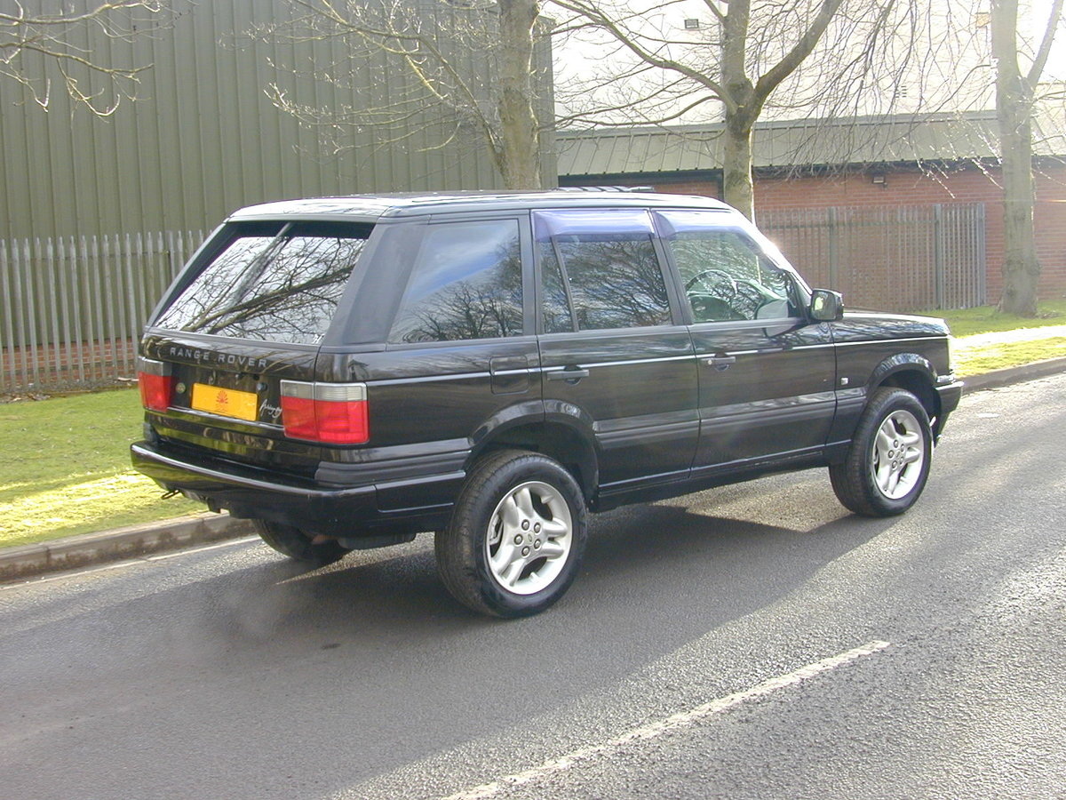 2000 RANGE ROVER P38 4.0 SE - RHD - LOW MILES - JUST 49K EX JAPAN For Sale (picture 3 of 6)