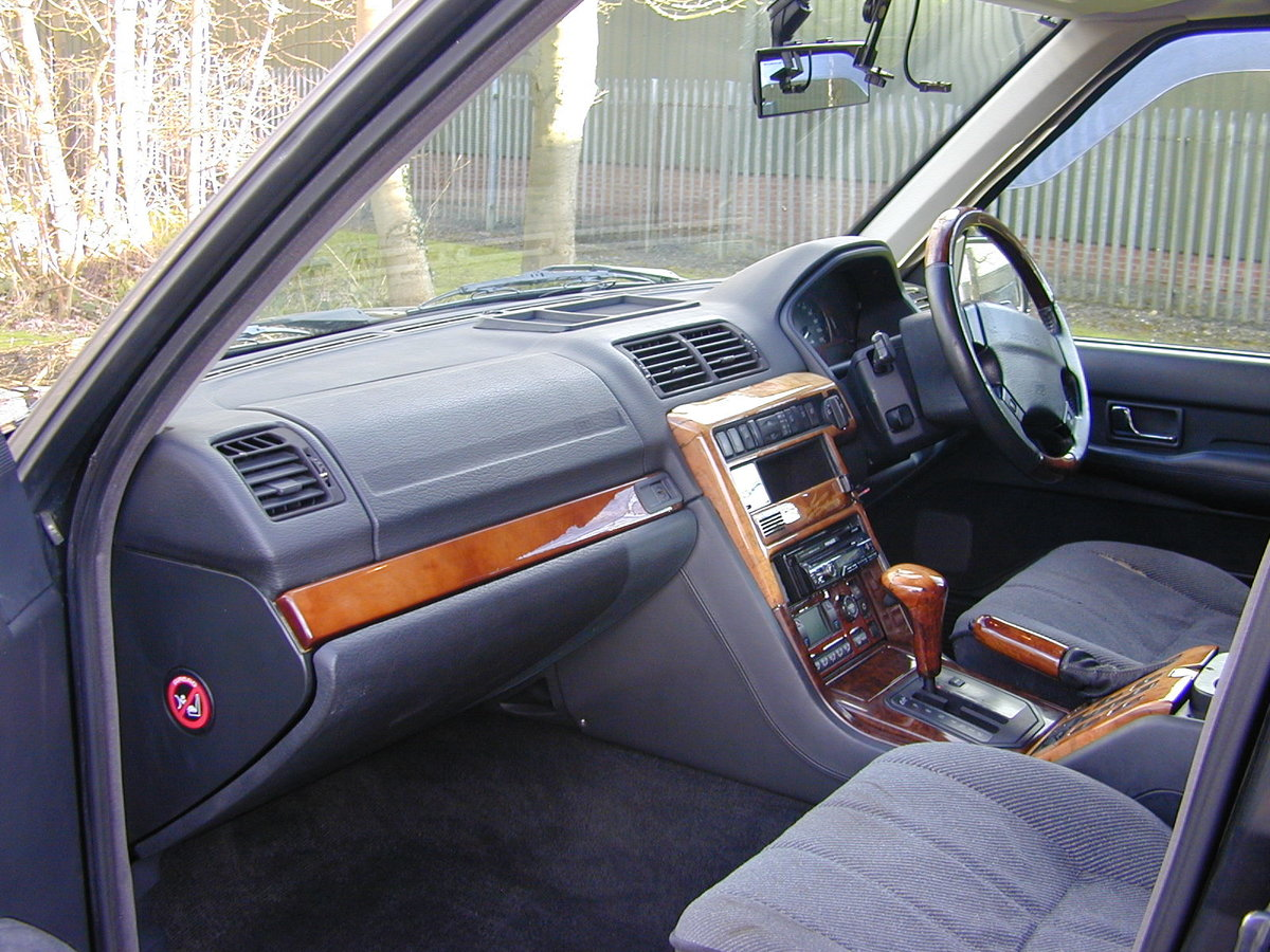 2000 RANGE ROVER P38 4.0 SE - RHD - LOW MILES - JUST 49K EX JAPAN For Sale (picture 4 of 6)
