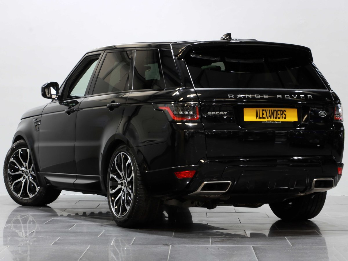 2020 20 20 RANGE ROVER SPORT 3.0 SD V6 HSE DYNAMIC AUTO For Sale (picture 3 of 6)