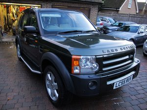 LAND ROVER DISCOVERY 3 HSE 2005/55 1 FAMILY OWNED 55300m FSH