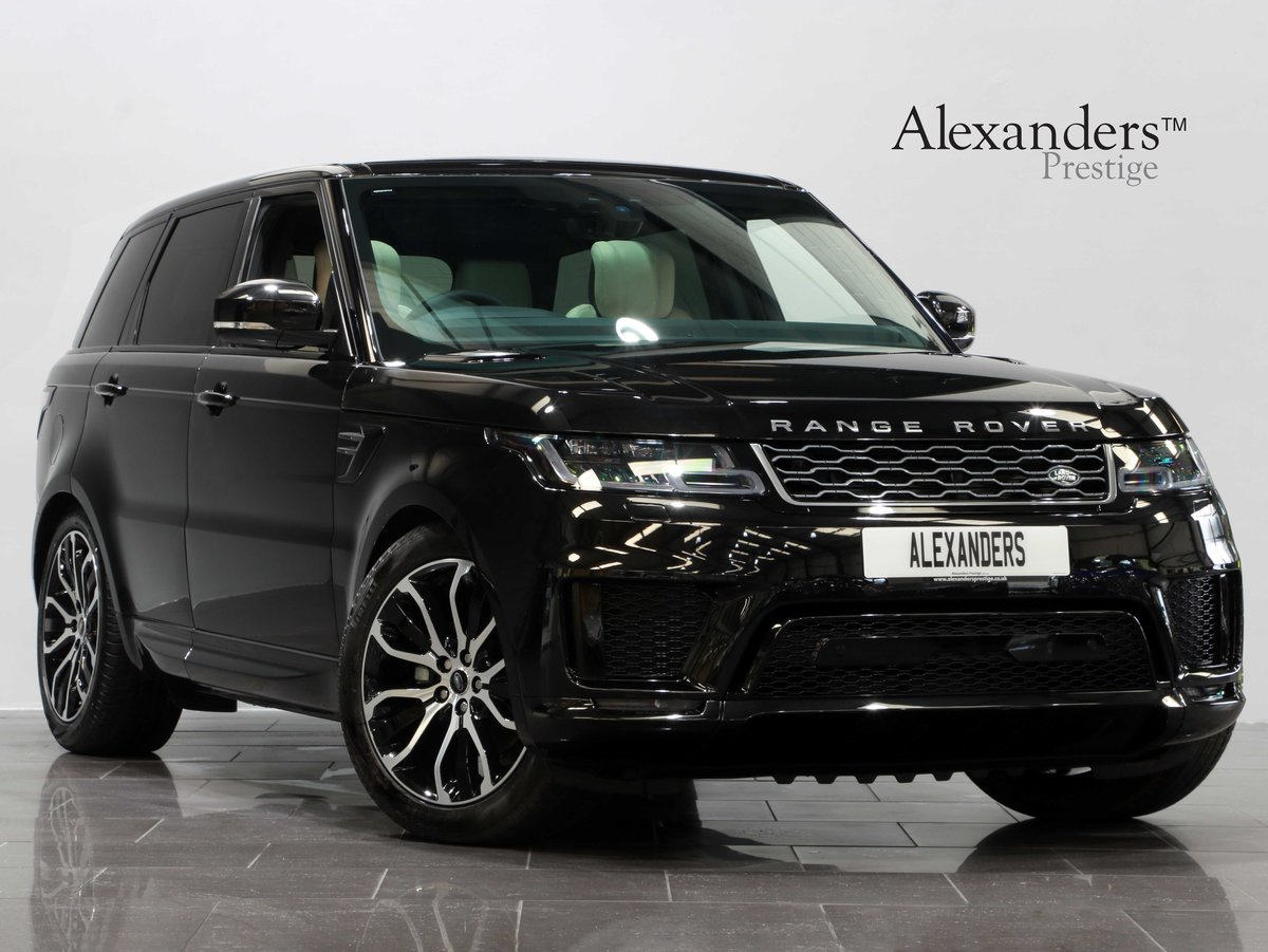 2020 20 20 RANGE ROVER SPORT 3.0 SD V6 HSE DYNAMIC AUTO For Sale (picture 1 of 6)