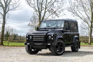 2015 Bespoke Land Rover Defender 90 XS Station Wagon
