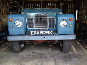 1971 Series 3 Land Rover Pick Up *90% complete*