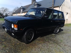 Range Rover Classic LHD 2.5 Diesel