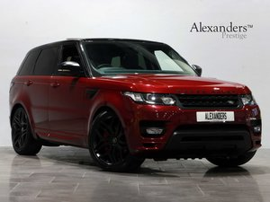 17 17 RANGE ROVER SPORT AUTOBIOGRAPHY DYNAMIC AUTO