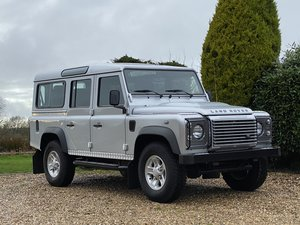 Picture of 2011 Land Rover 110 Defender 2.2I D DPF XS (7 Seats) 1 Owner SOLD