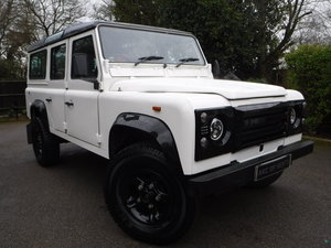 Land Rover 110 Defender 3.5 V8 Petrol + USA EXPORTABLE