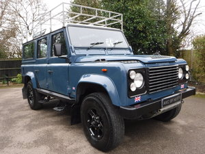 Land Rover Defender 110 2.5 TDi County 5dr USA EXPORTABLE