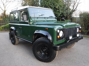Land Rover Defender 90 2.5 TD County 3dr USA EXPORTABLE