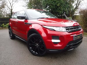 Land Rover Range Rover Evoque 2.2 SD4 Dynamic Lux AWD 5dr