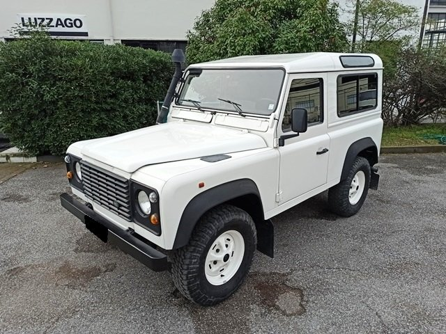 1994 LAND ROVER DEFENDER LD90 HTII For Sale (picture 1 of 6)