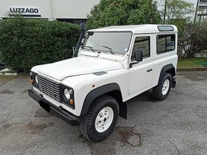 LAND ROVER DEFENDER LD90 HTII