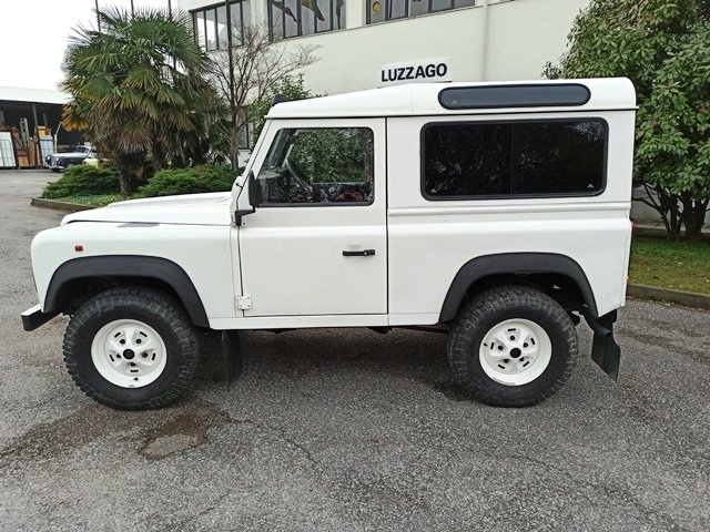 1994 LAND ROVER DEFENDER LD90 HTII For Sale (picture 2 of 6)