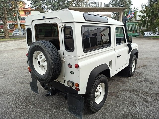 1994 LAND ROVER DEFENDER LD90 HTII For Sale (picture 3 of 6)