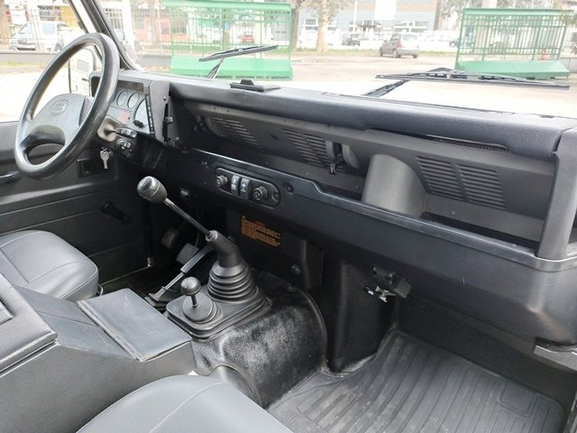 1994 LAND ROVER DEFENDER LD90 HTII For Sale (picture 4 of 6)
