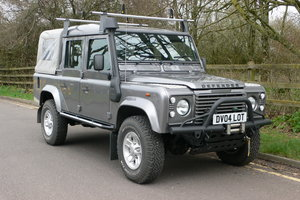 2006 Land Rover Defender 110 County TD5 Double Cab Pick-Up