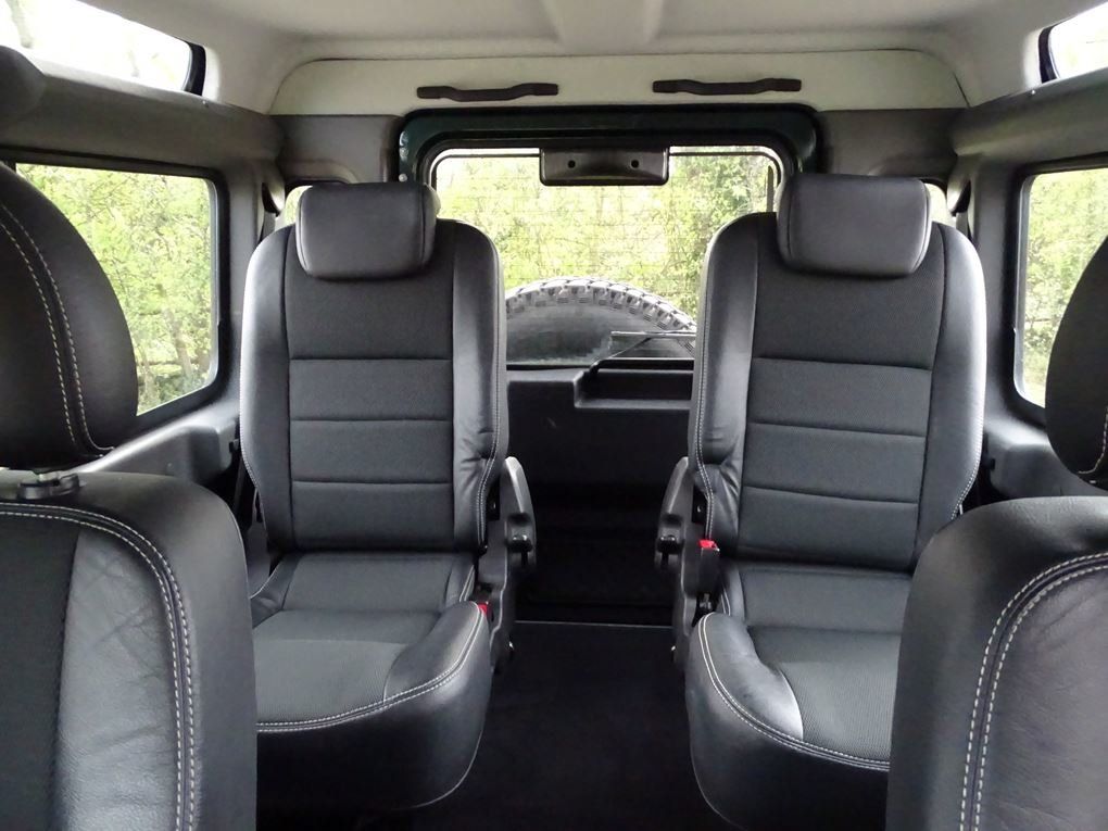 Land Rover  DEFENDER 90  TD XS STATION WAGON NO VAT 2012 MOD For Sale (picture 11 of 18)
