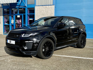 Picture of 2019 Range Rover Evoque HSE Dynamic BLACK EDITION SOLD