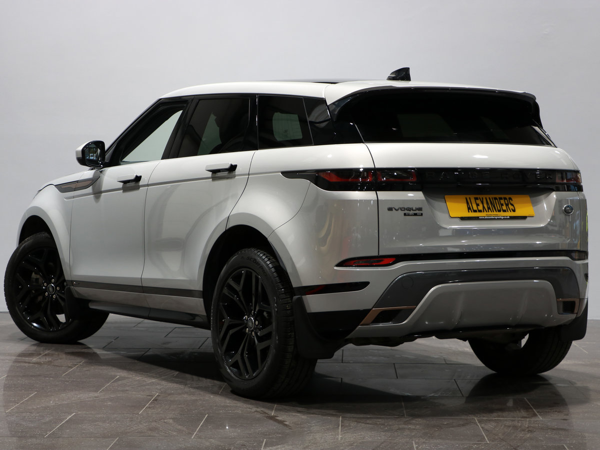 2019 19 69 RANGE ROVER EVOQUE D180 R DYNAMIC SE AUTO For Sale (picture 3 of 6)