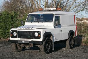 2010 Land Rover Defender 110 2.4 TDCi Hardtop 1 Owner & 50,000 Mi SOLD