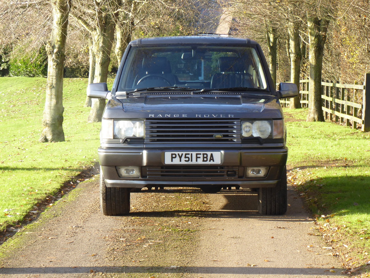 2001 Range Rover P38 Westminster Full Service History Low Miles For Sale (picture 3 of 6)