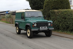 1985 Land Rover 90 Full rebuild,New Chassis, New Old Stock engine