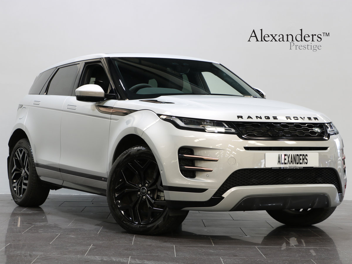 2019 19 69 RANGE ROVER EVOQUE D180 R DYNAMIC SE AUTO For Sale (picture 1 of 6)