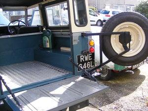 1972 Land rover series 3 swb